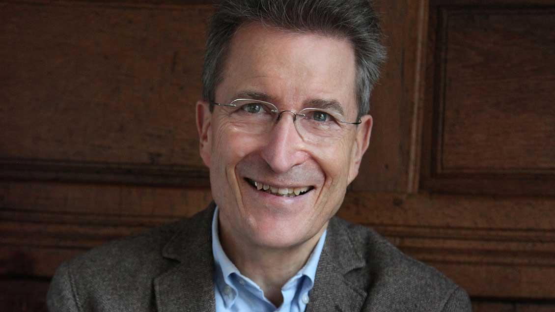 Wolfgang Huber.