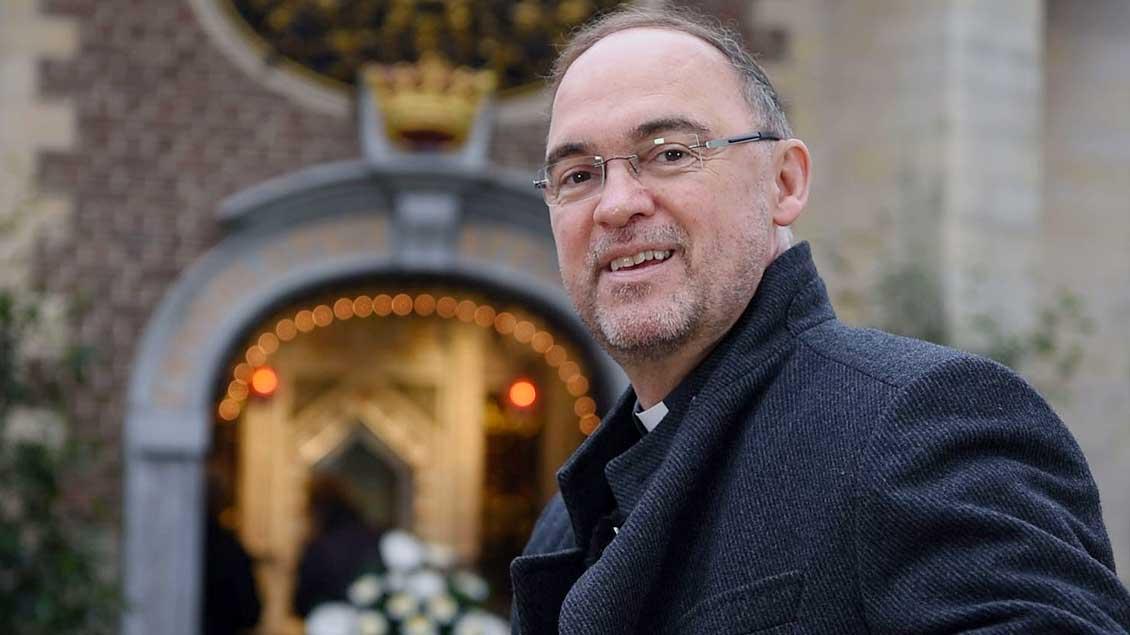 Weihbischof Rolf Lohmann.