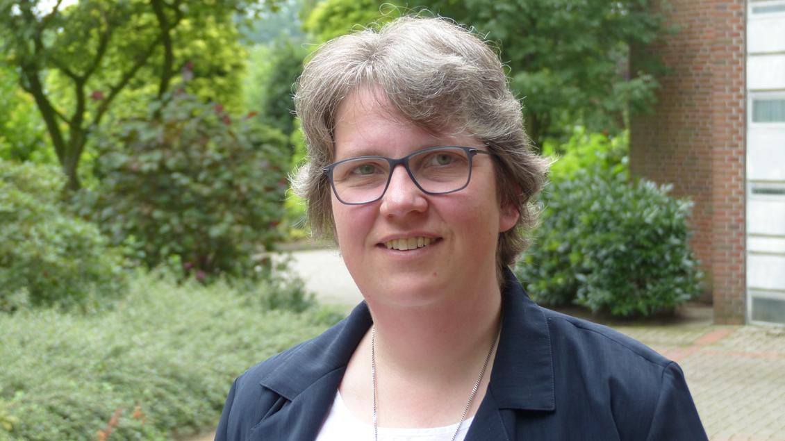 Schwester Ethel Maria Kollenberg Foto: Franz Josef Scheeben