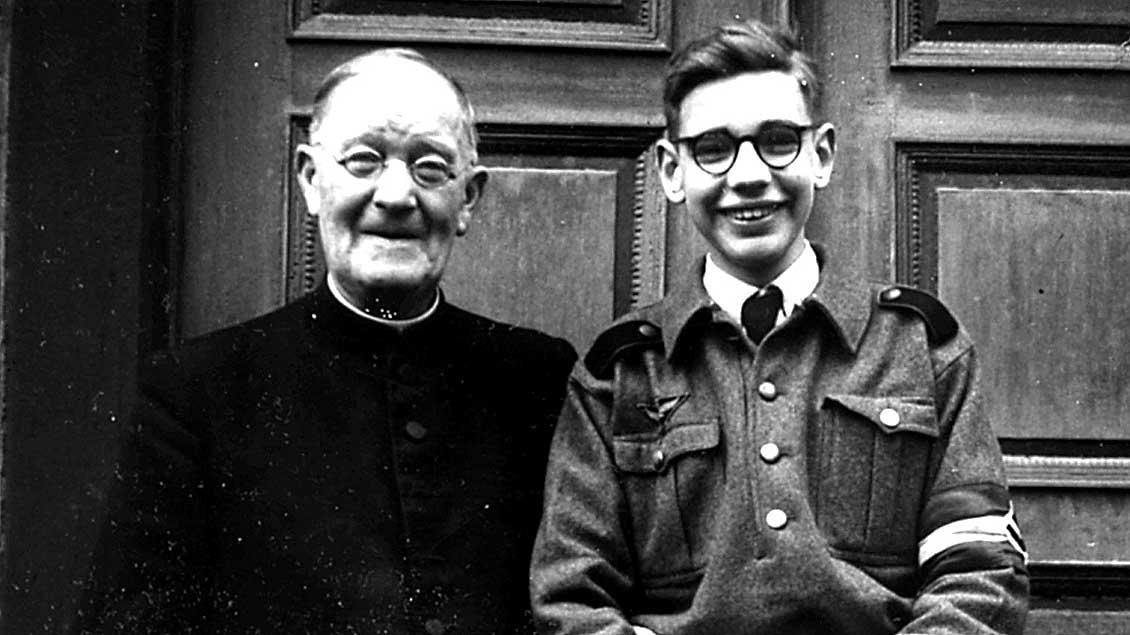 Augustin Wibbelt starb vor 70 Jahren Foto: Archiv
