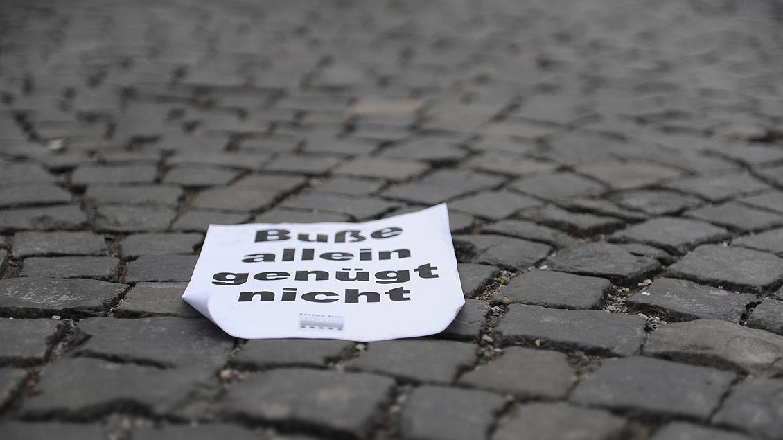 Missbrauchsstudie im Erzbistum Köln