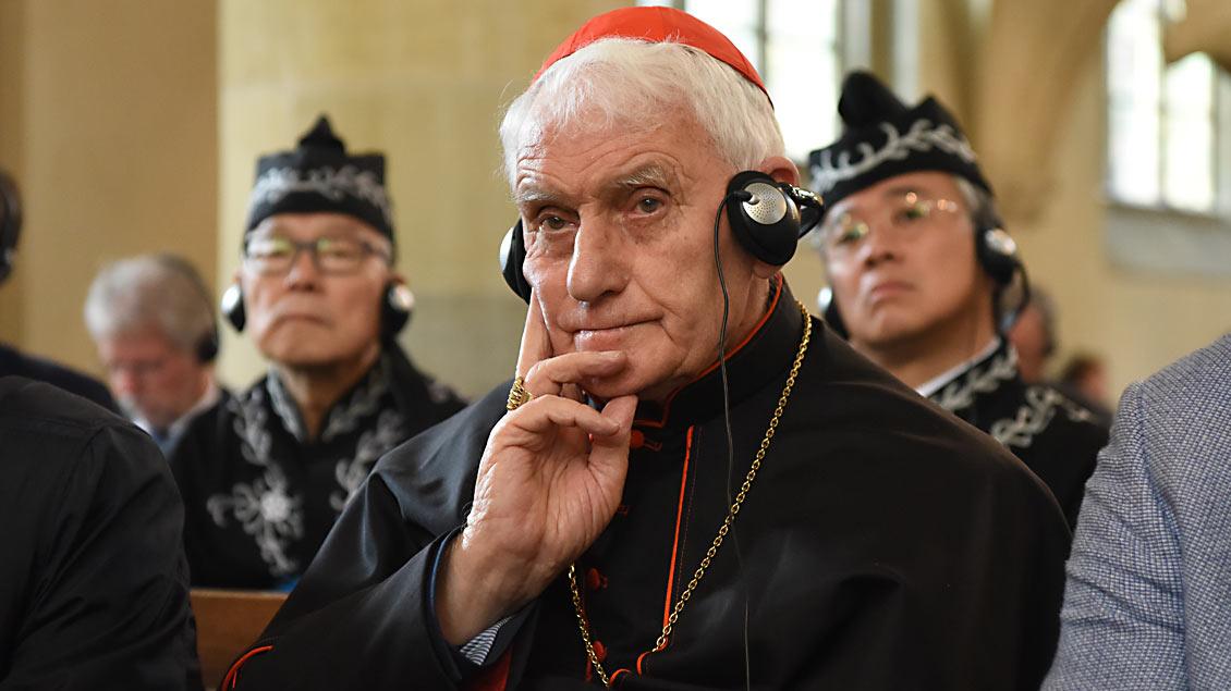 Sant'Egidio thematisiert Martyrium