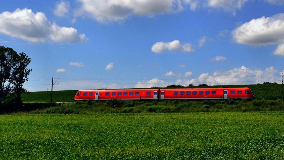Regionalbahn.