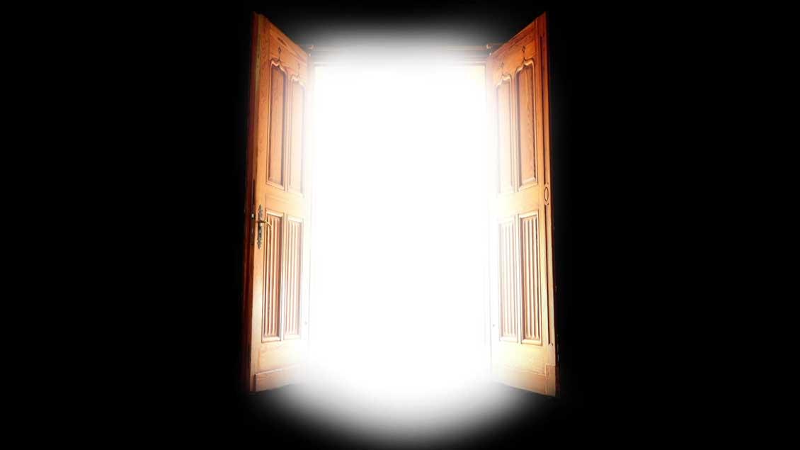 Die Tür zum Himmelreich?