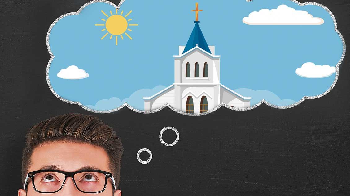 Träume von Kirche.