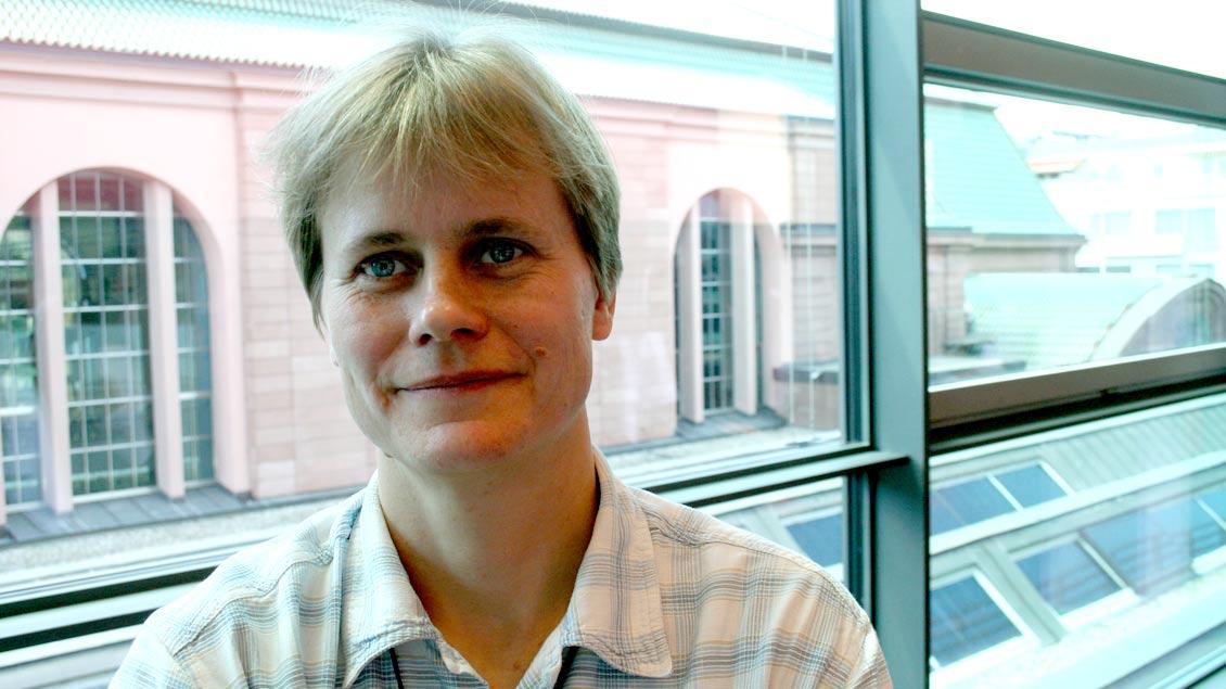 """Schwester Nikola Reers ist eine der """"Dienerinnen des Evangeliums"""", die bislang im Bistum Münster tätig waren."""