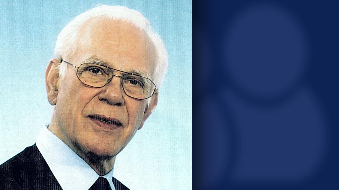 Pfarrer Johannes Lammers