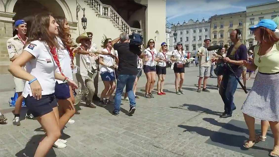 Vor dem Weltjugendtag in Krakau