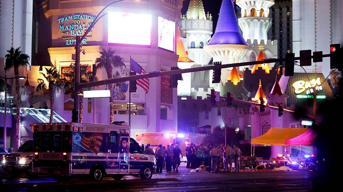 Bluttat in Las Vegas