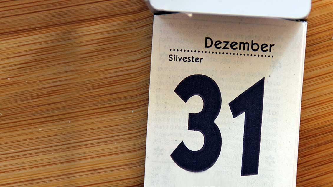 31. Dezember