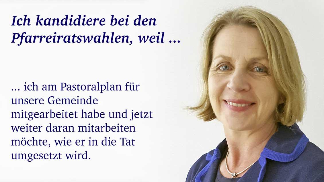 Carola Aßmann (54) aus Oldenburg, Apothekerin.