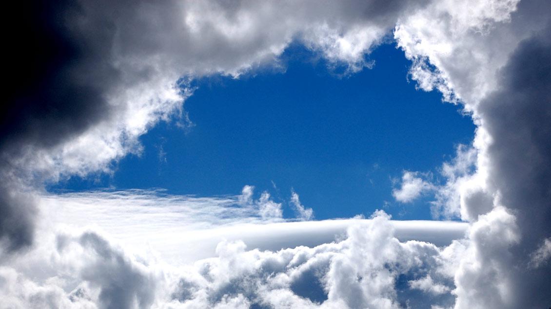 Wer kommt in den Himmel und wer nicht? Das entscheidet letzten Endes nur einer.