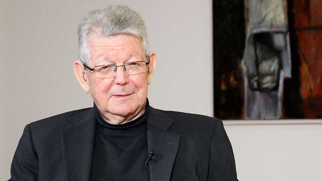 Bischof Erwin Kräutler.