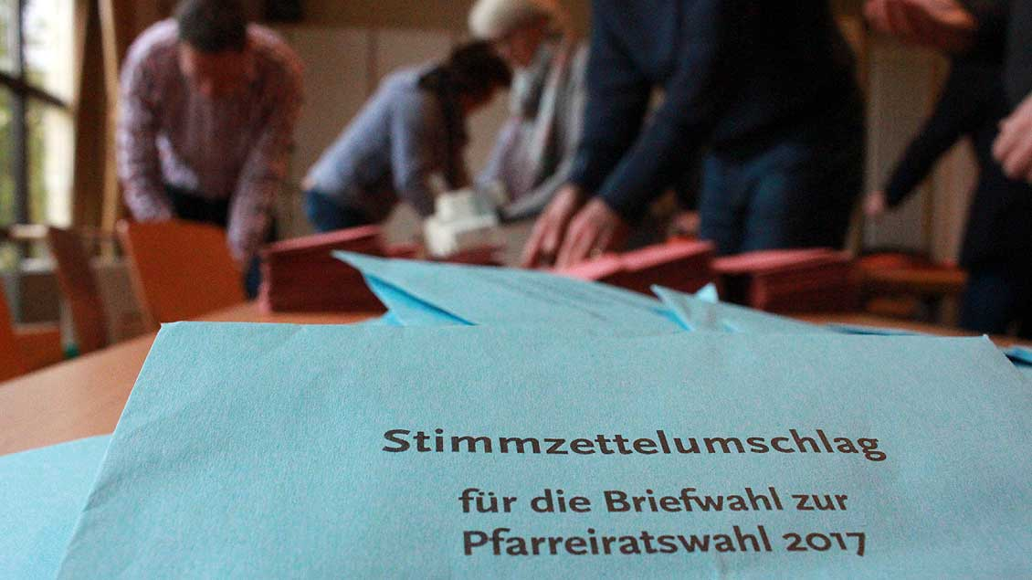 Wahlurne Foto: Marie-Theres Himstedt