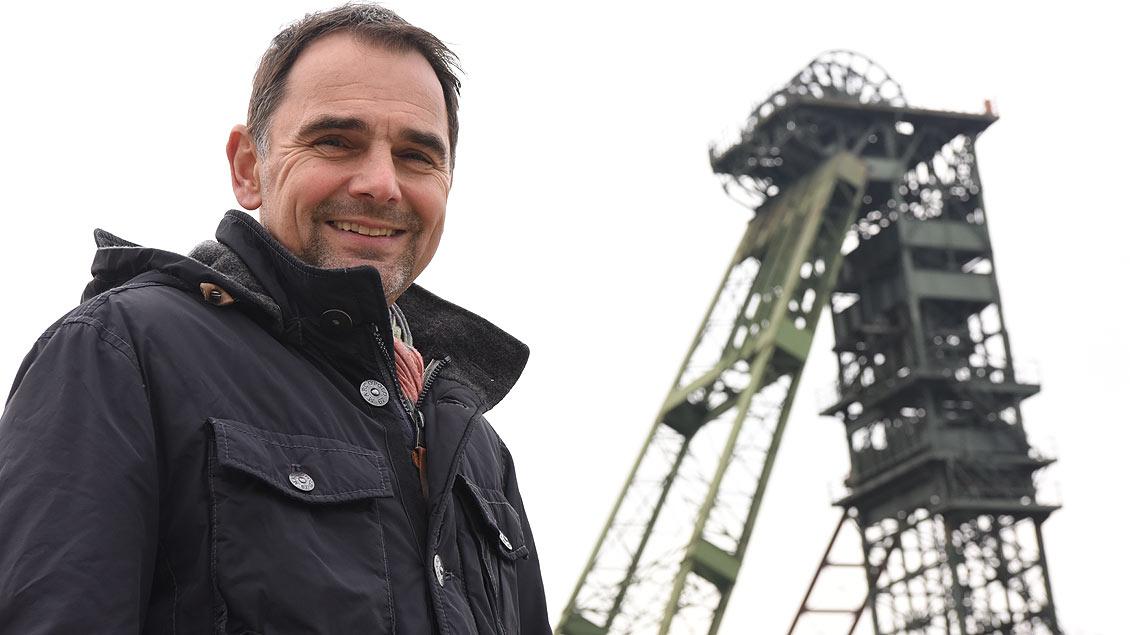 Kirche leben thomas pyszny ist einer von zehn neuen for Ingenieur bergbau