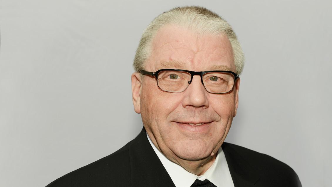 Weihbischof Dieter Geerlings 2014. | Foto: Michael Bönte