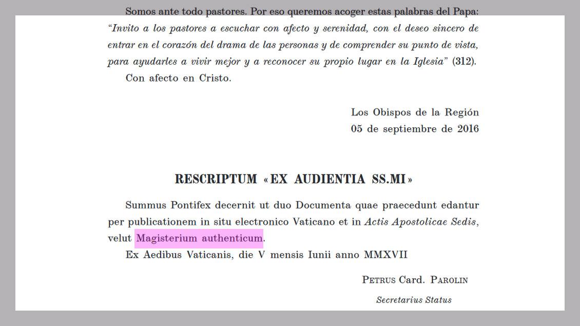 Mit lehramtlicher Autorität hat Papst Franziskus den Umgang mit wiederverheirateten Geschiedenen geregelt. Damit ist nun verbindlich festgelegt, dass sie unter bestimmten Voraussetzungen auch die Kommunion empfangen können.