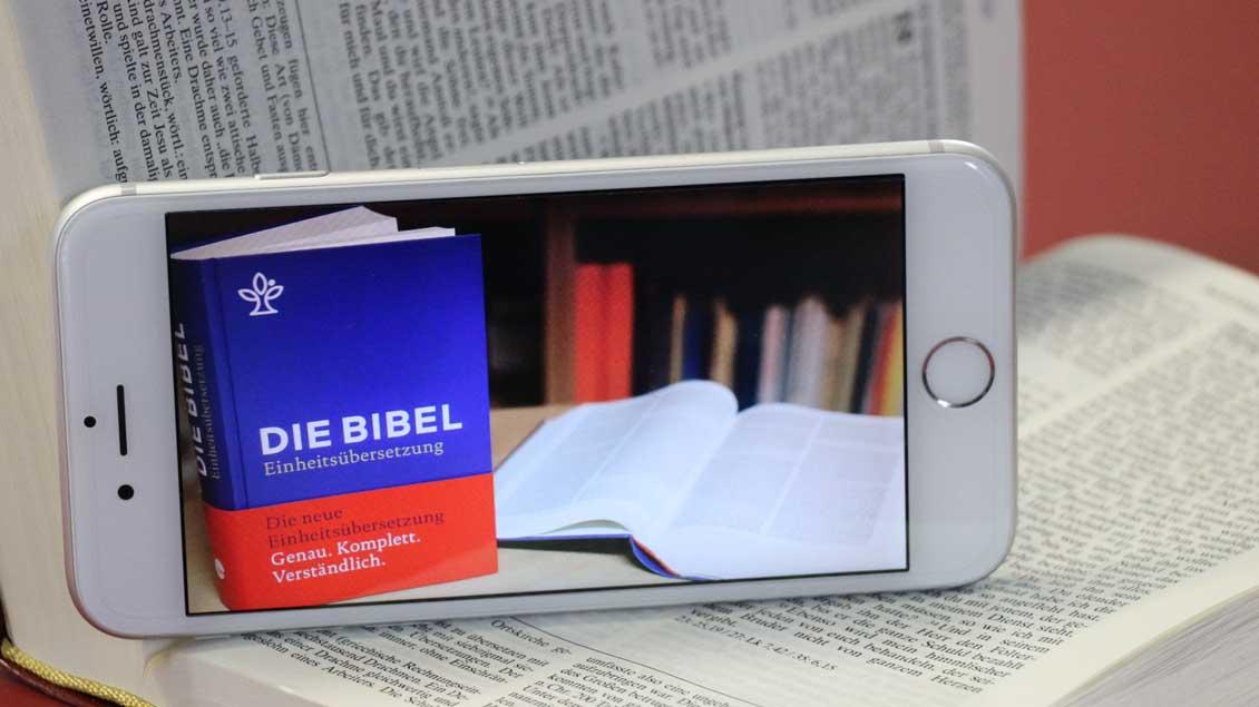 Bibel-App.