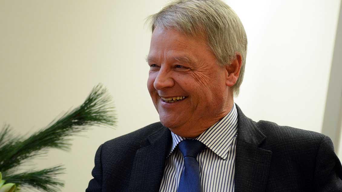 Bernhard Brügging.