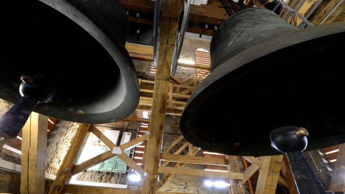 Glocken im Dom zu Münster