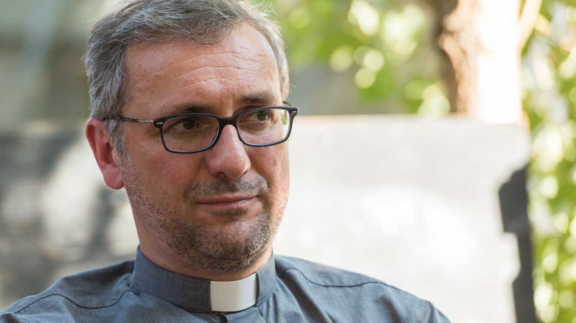 Der Hamburger Erzbischof Stefan Heße.