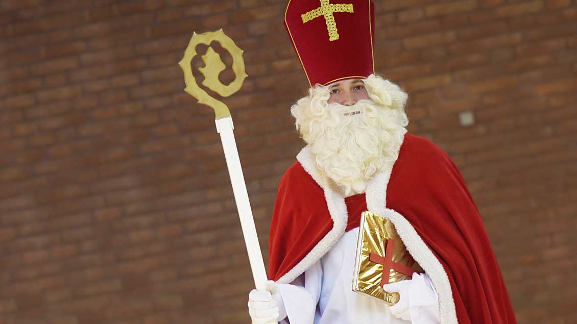 Der Nikolaus.