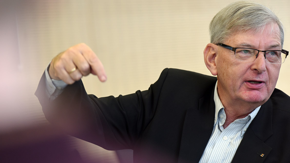 CDU-Politiker: Katholische Soziallehre wiederbeleben Foto: Michael Bönte