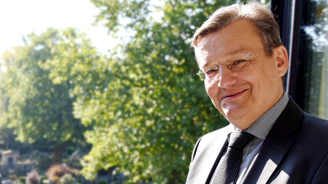 Ralf Hammecke wird Geschäftsführer der Dialog Medien und Emmaus Reisen GmbH
