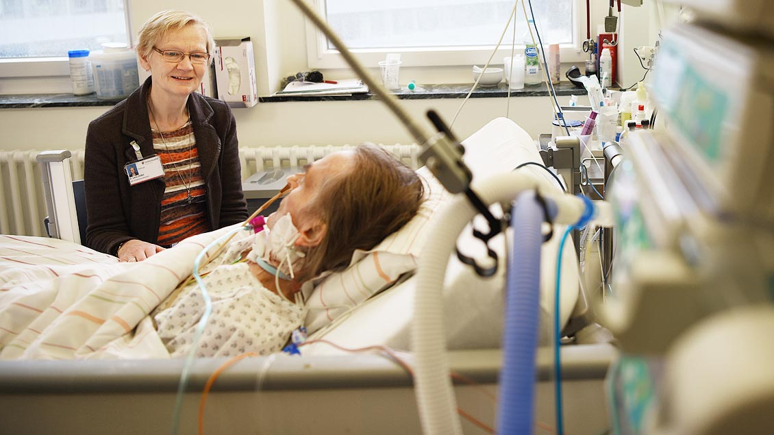 Krankenhausseelsorge ist eine Aufgabe in einem komplexen System. Foto: Michael Bönte
