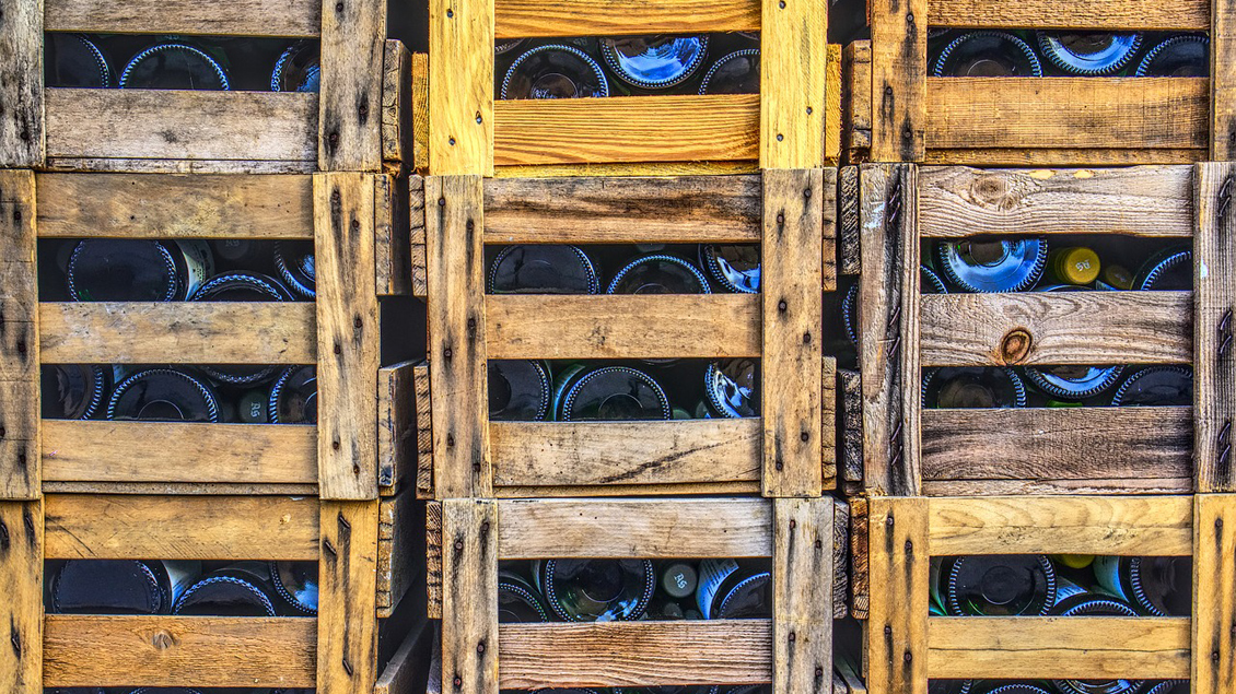 Aus Wasser wird Wein: rund 660 Liter dürften es bei der Hochzeit zu Kana gewesen sein.