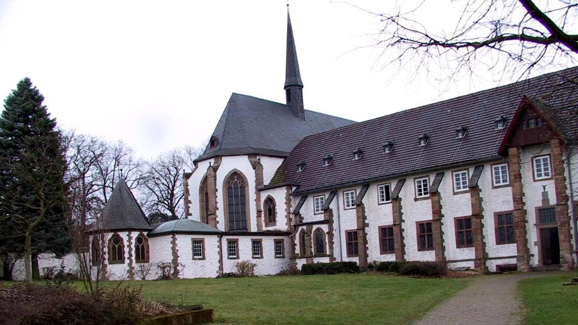 Die Trappisten-Abtei Mariawald bei Heimbach (Kreis Düren) in der Eifel wird geschlossen.