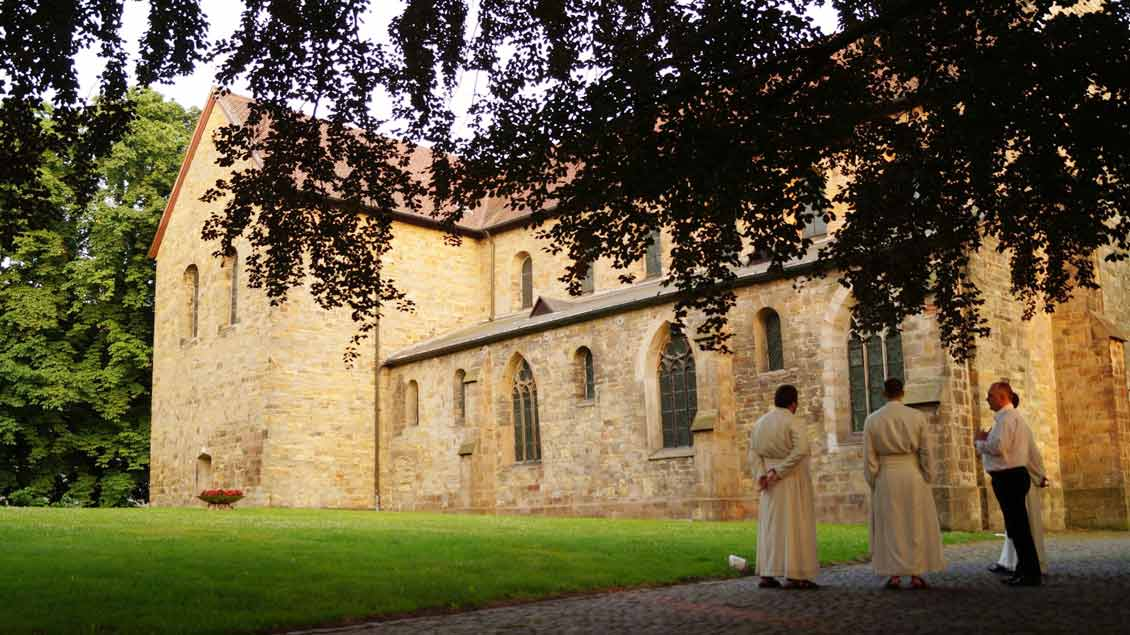Die Stiftskirche in Selm-Cappenberg.