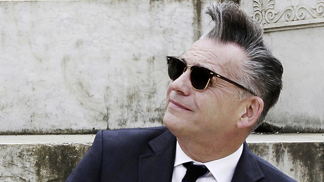 Götz Alsmann, Musiker, Moderator und Unterhaltungskünstler. | Foto: Fabio Lovino