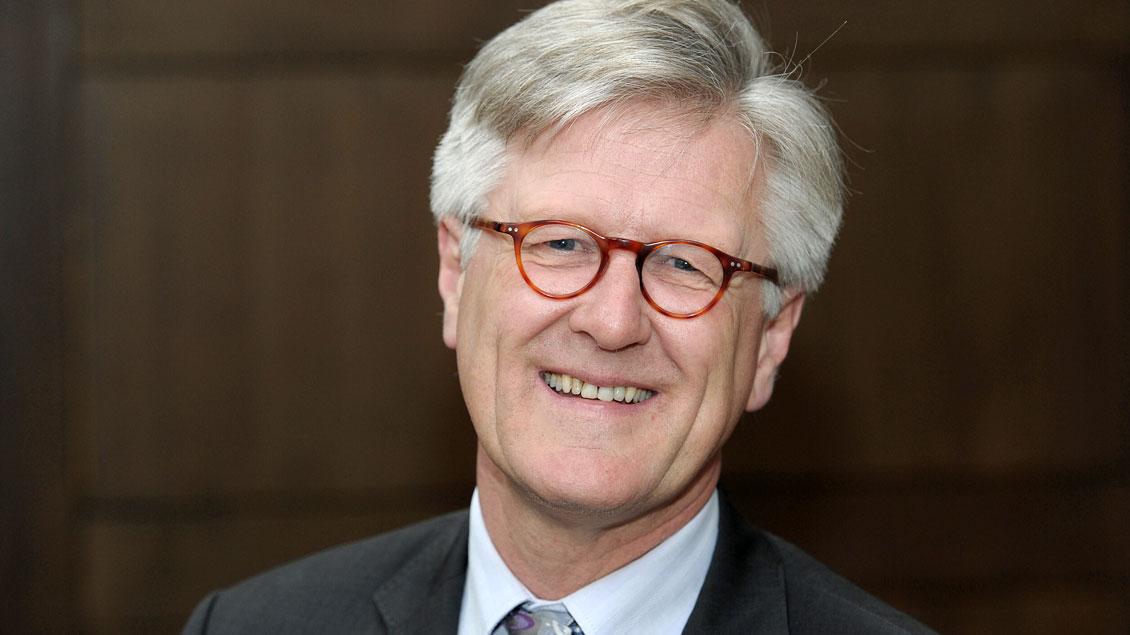 Heinrich Bedford-Strohm, Ratsvorsitzender der Evangelischen Kirche in Deutschland . | Foto: Evangelisch-Lutherische Kirche in Bayern
