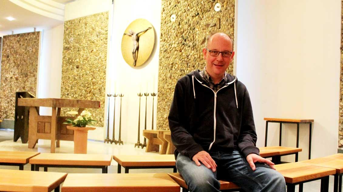 Kapelle Foto: Karin Weglage