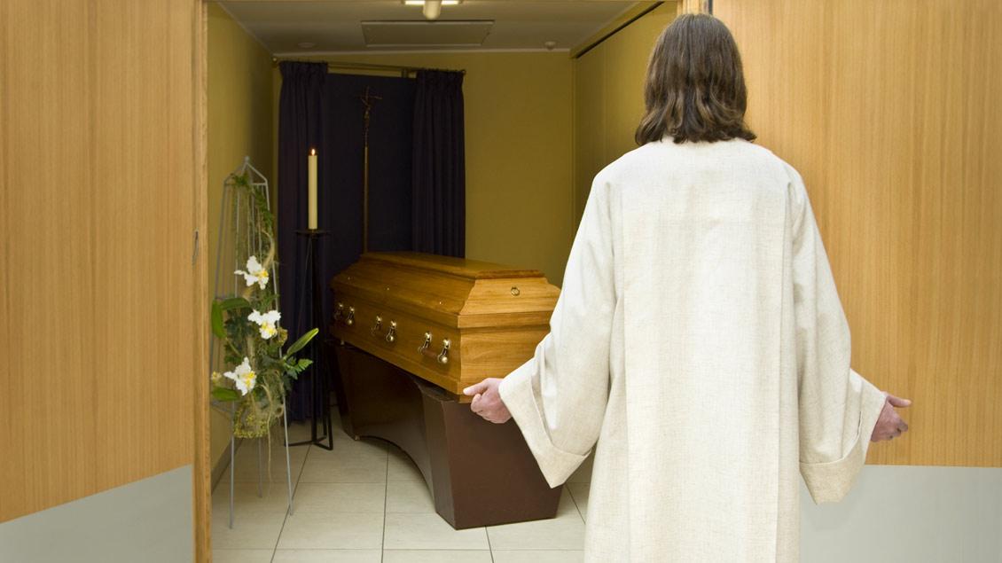 Was bleibt vom Osterglauben, wenn ein lieber Mensch stirbt?
