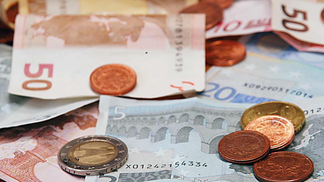 In Kirchenvorständen und Kirchenausschüssen geht es meist um Geld.