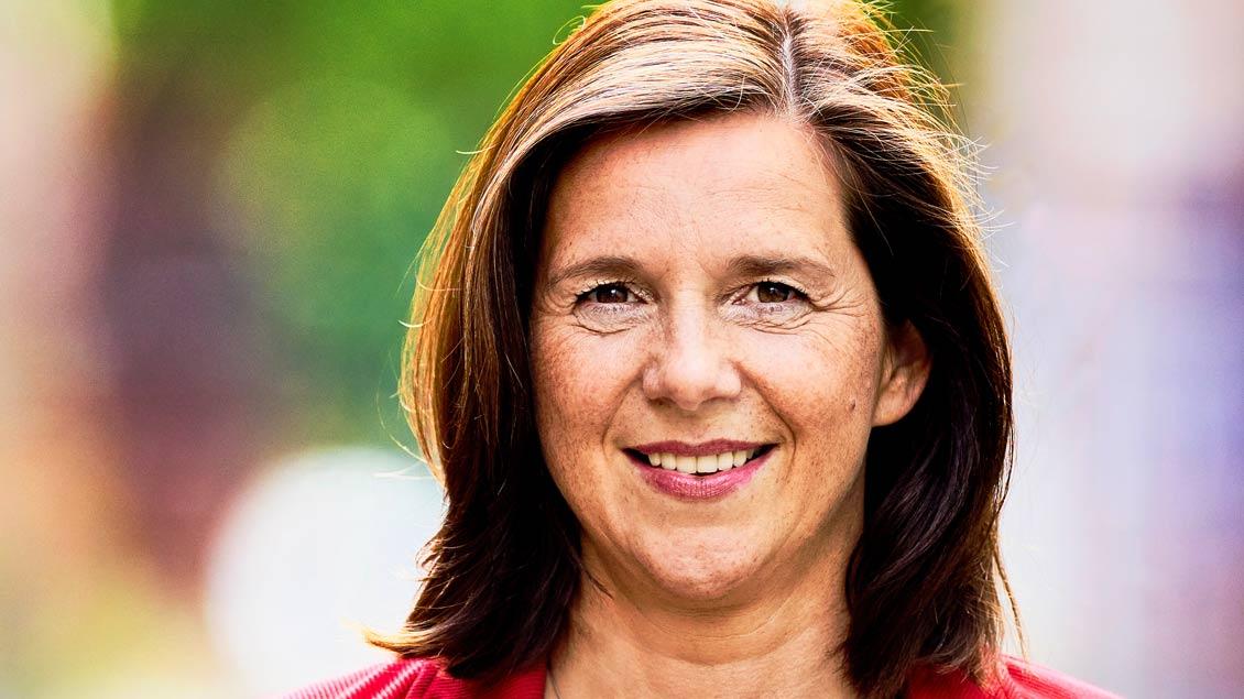Katrin Göring-Eckardt, Politikerin von BÜNDNIS 90/DIE GRÜNEN. | Foto: H. Weber
