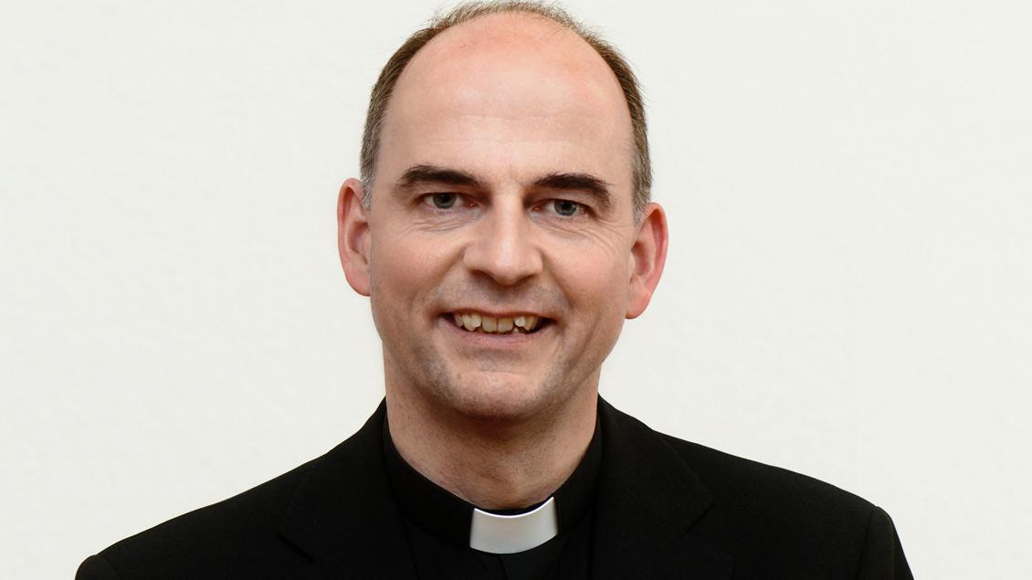 Der 51-jährige Franz Jung, bislang Generalvikar des Bistums Speyer, wird neuer Bischof von Würzburg.