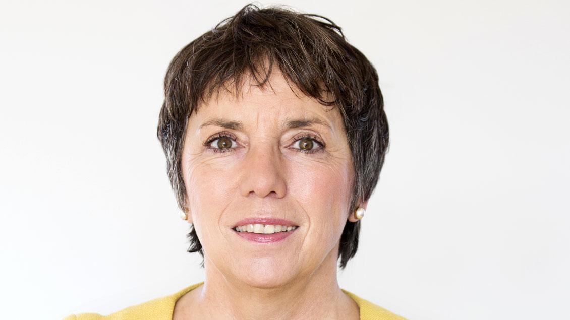 Margot Käßmann, evangelisch-lutherische Theologin und Pfarrerin. | Foto: Julia Baumgart, ekd