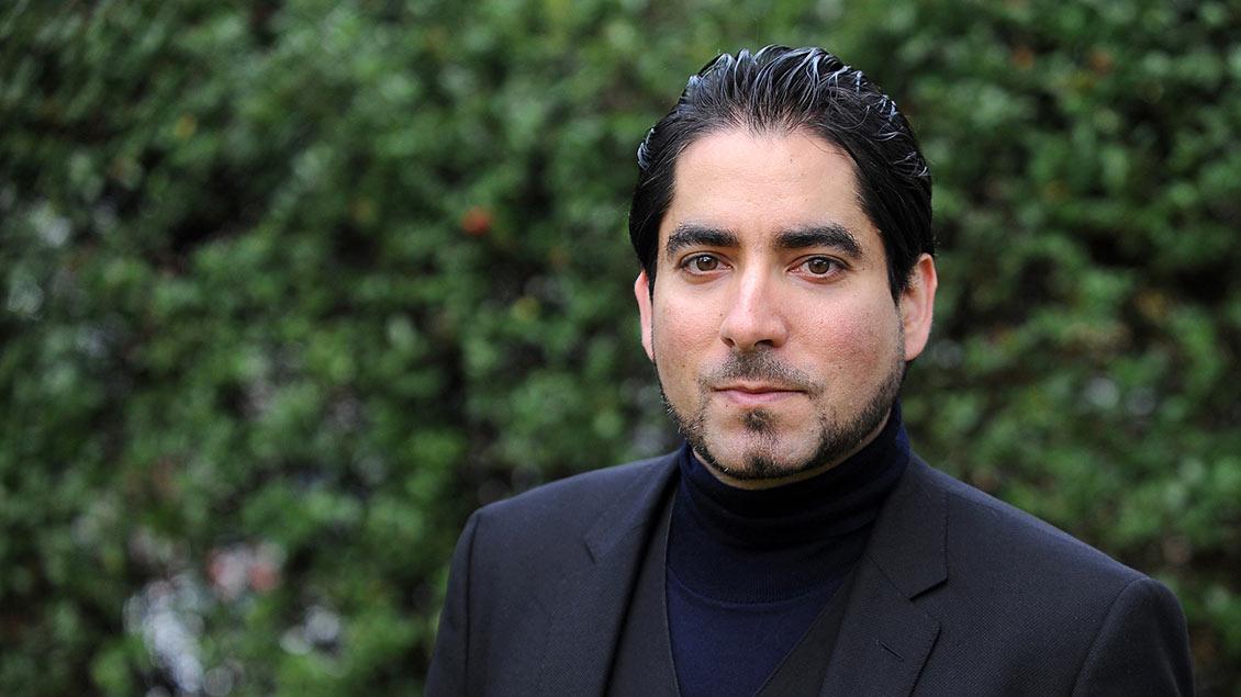Mouhanad Khorchide, Professor für islamische Religionspädagogik an der WWU Münster. | Foto: pd