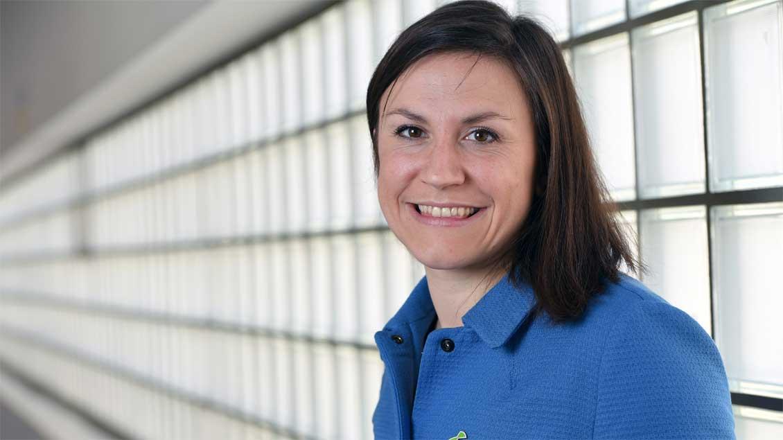 Lisi Maier ist Bundesvorsitzende des BDKJ.