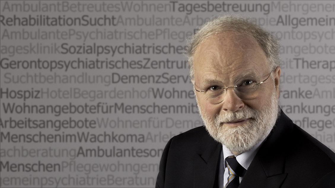 Manfred Lütz, Psychotherapeut, Theologe, Vatikanberater und Buchautor. | Foto: Alexianer, Gerhard Daniels