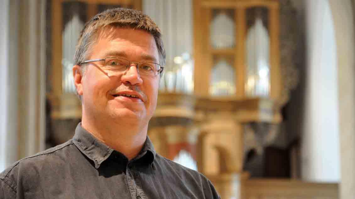 Thorsten Schlepphorst ist Kirchenmusiker in Nordwalde St. Dionysius und Vorsitzender des Kirchenmusikerverbandes im Bistum Münster. Foto: privat