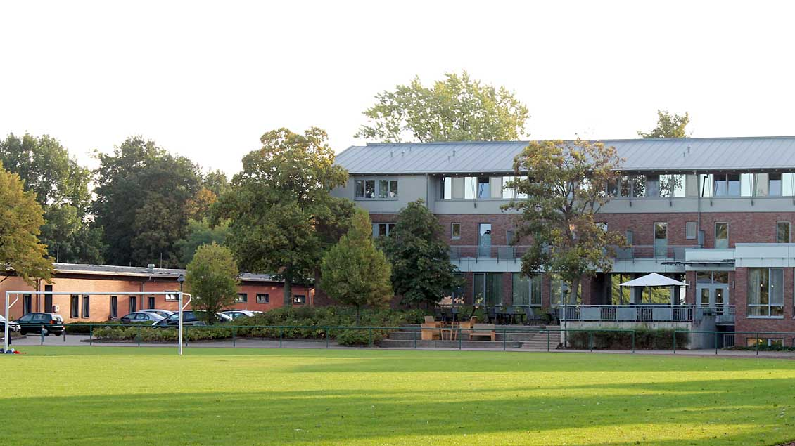 Das Bildungszentrum der DJK in Münster.