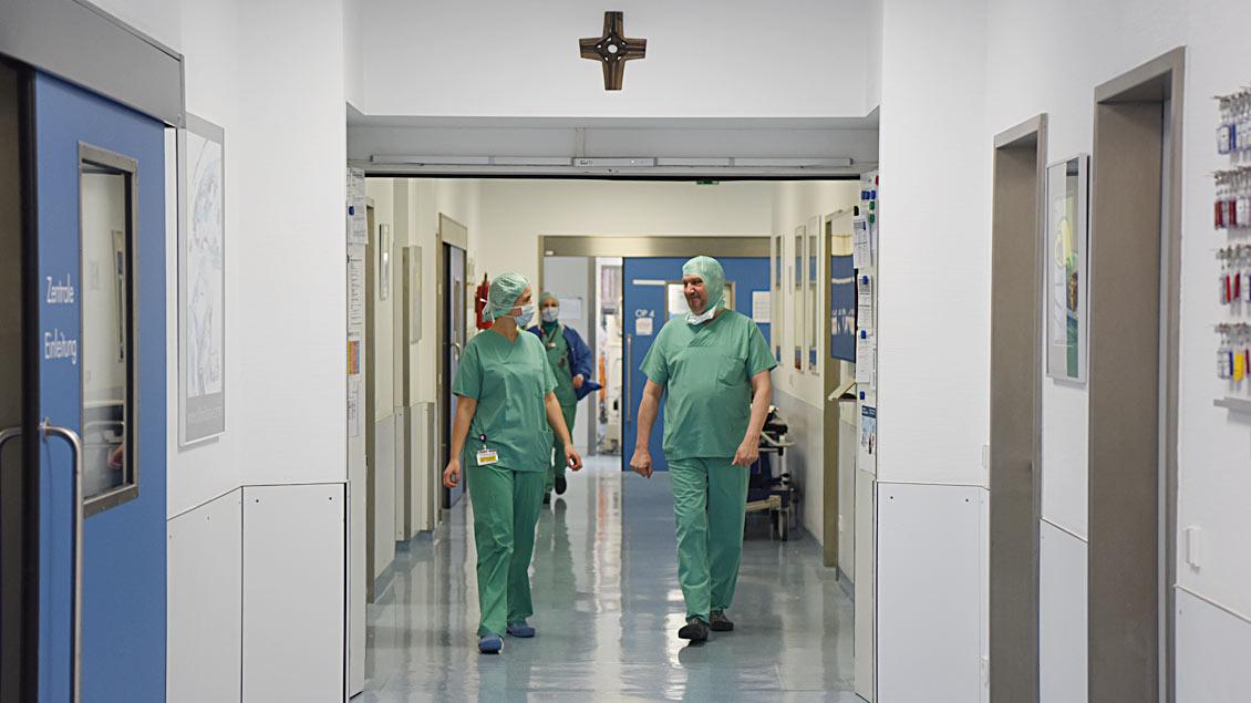 St.-Franziskus-Hospital Münster.