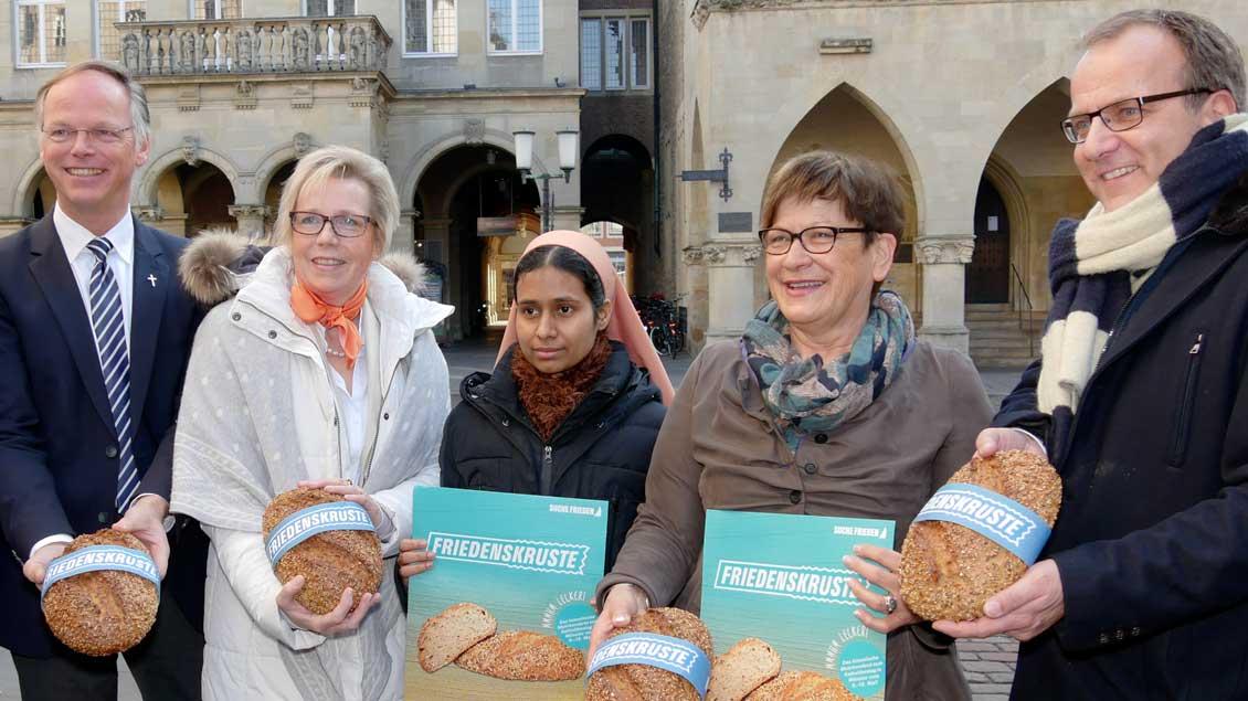 Brot Foto: Christopher Katzenberger (Katholikentag)