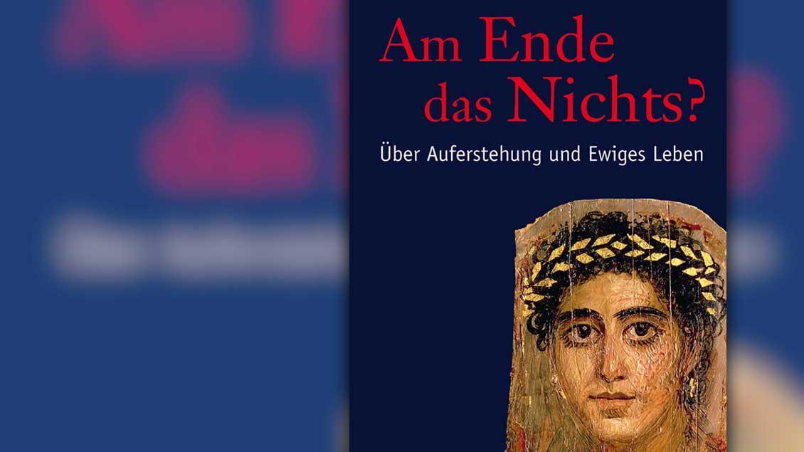 """Ausschnitt aus dem Cover des Buches """"Am Ende das Nichts?"""""""