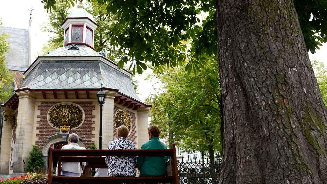 Gnadenkapelle in Kevelaer.