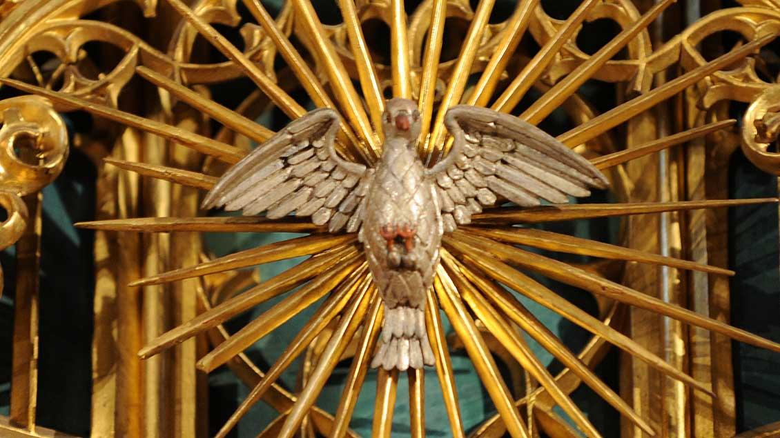 Heiliger Geist Foto: Michael Bönte